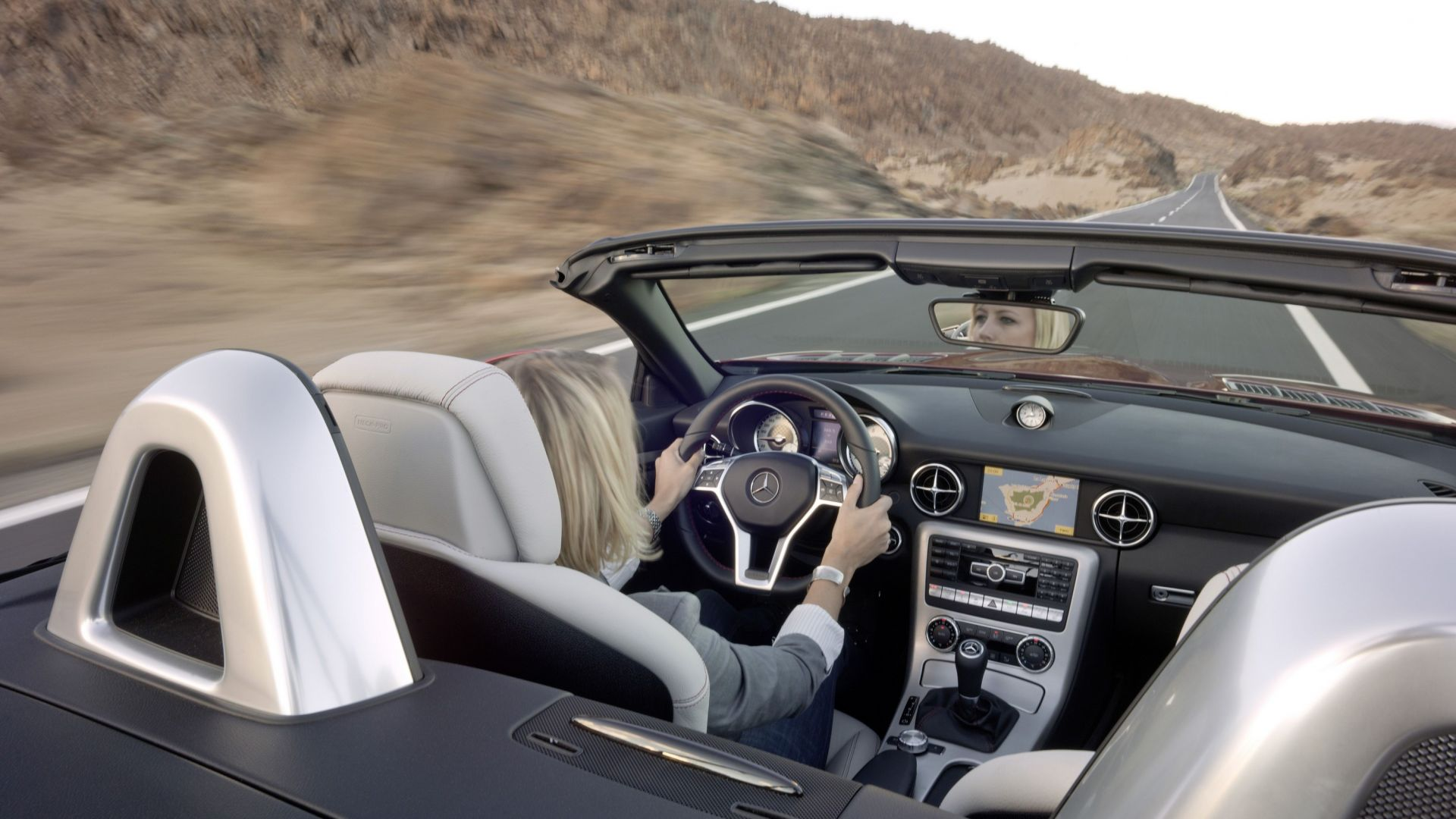 Immagine 4: Mercedes SLK 2011