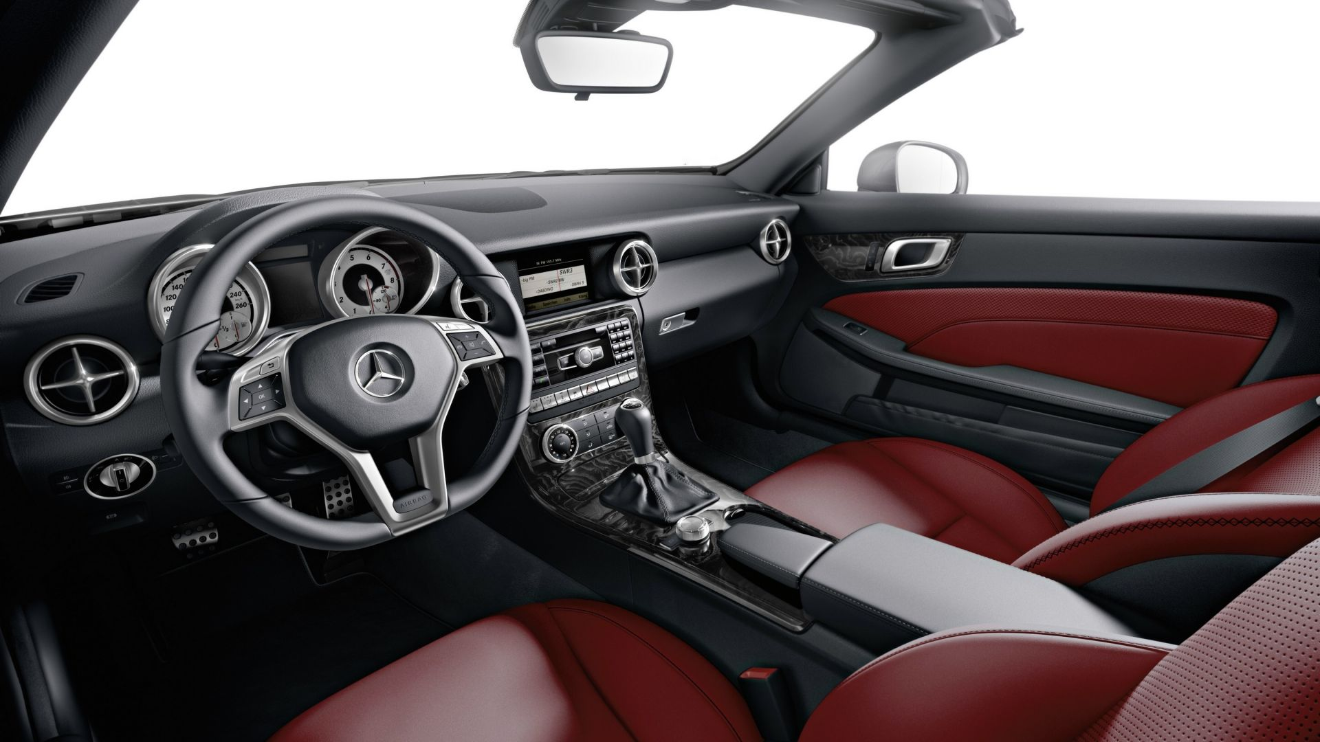 Immagine 42: Mercedes SLK 2011