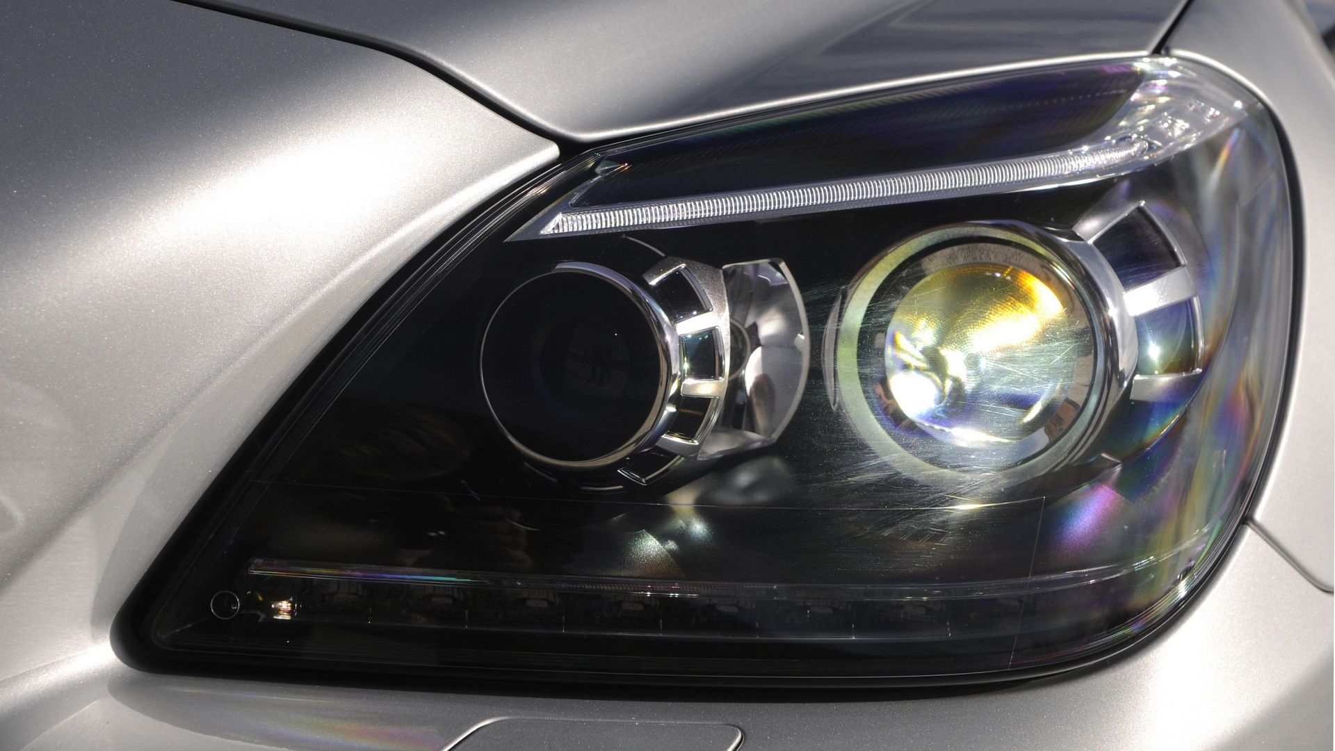 Immagine 45: Mercedes SLK 2011