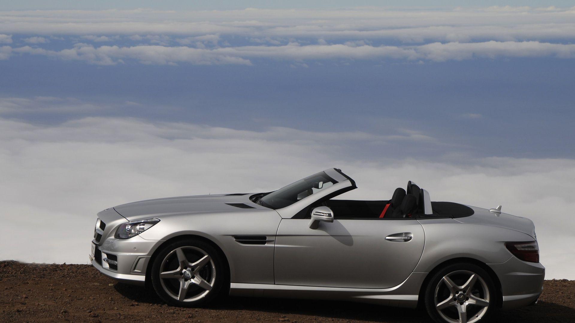 Immagine 22: Mercedes SLK 2011