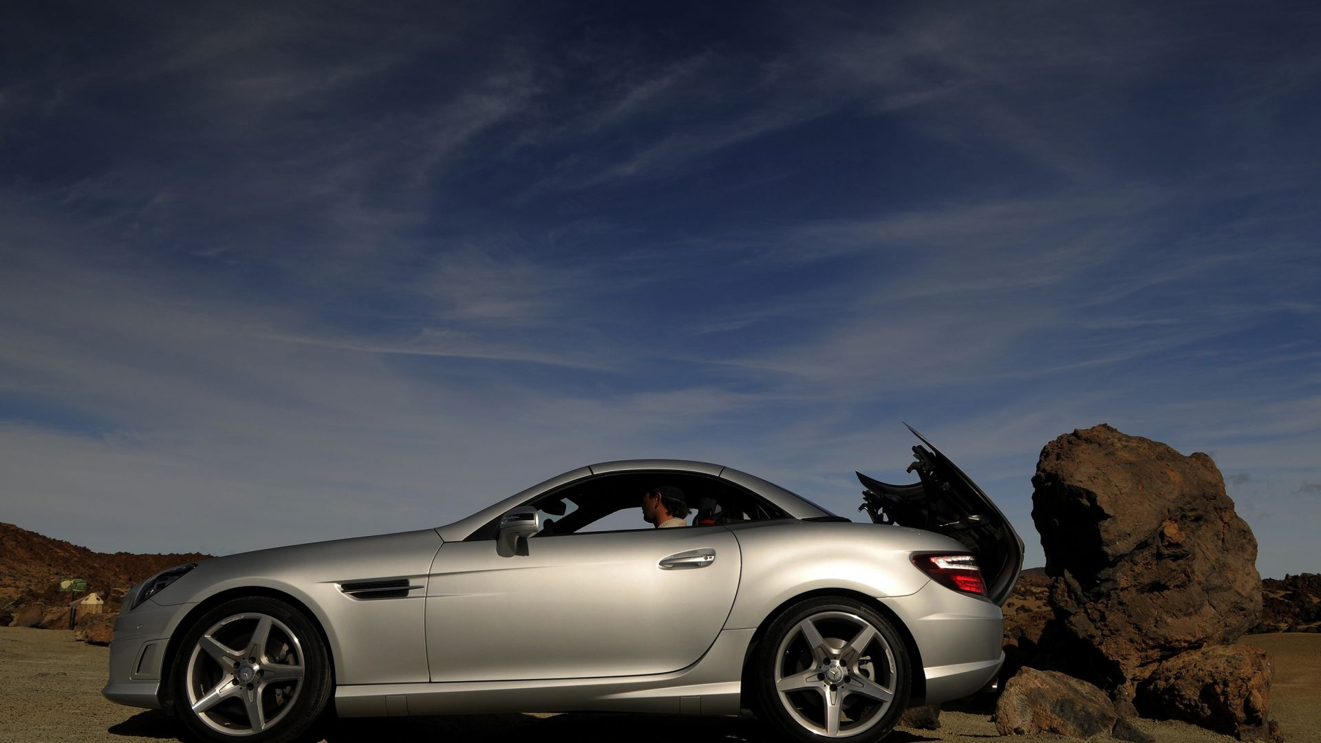Immagine 25: Mercedes SLK 2011