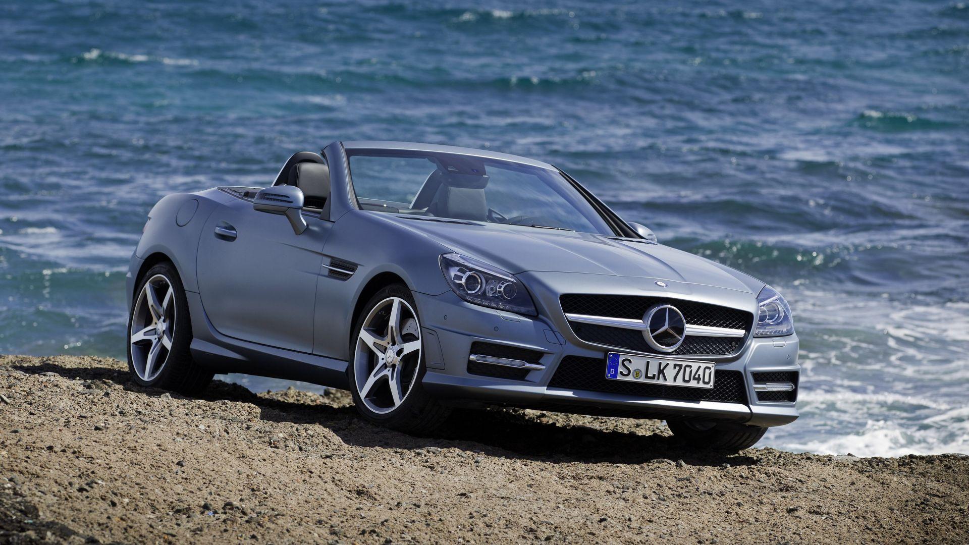 Immagine 2: Mercedes SLK 2011