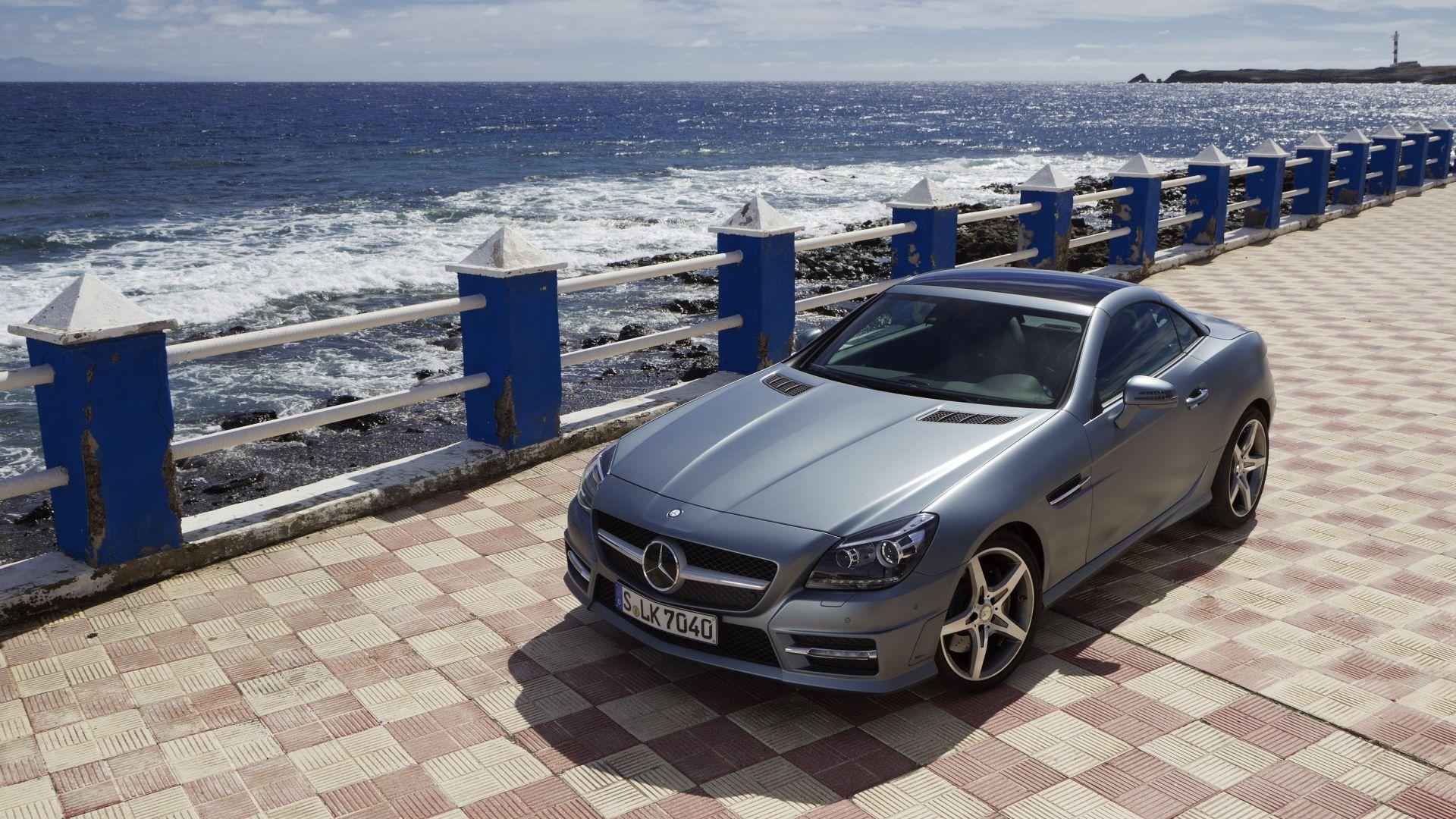 Immagine 15: Mercedes SLK 2011