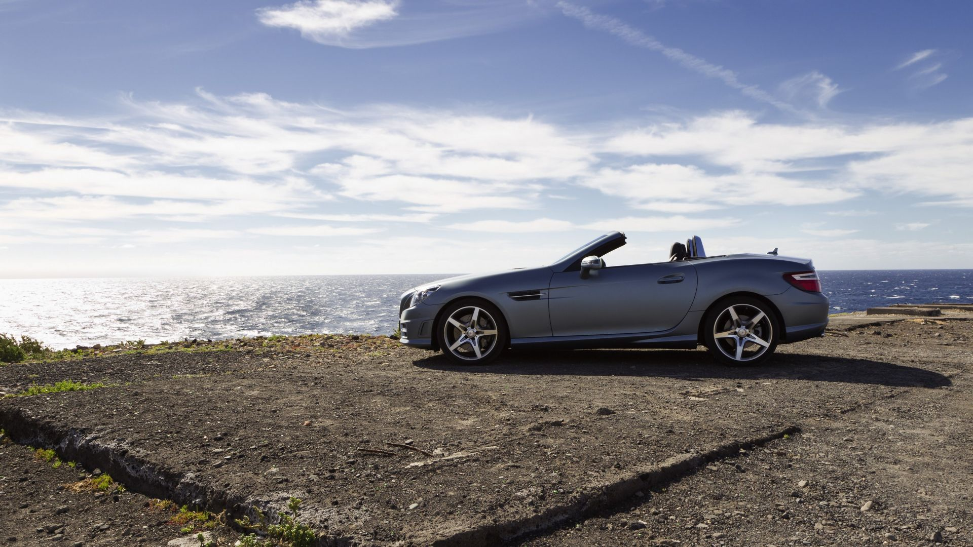 Immagine 21: Mercedes SLK 2011