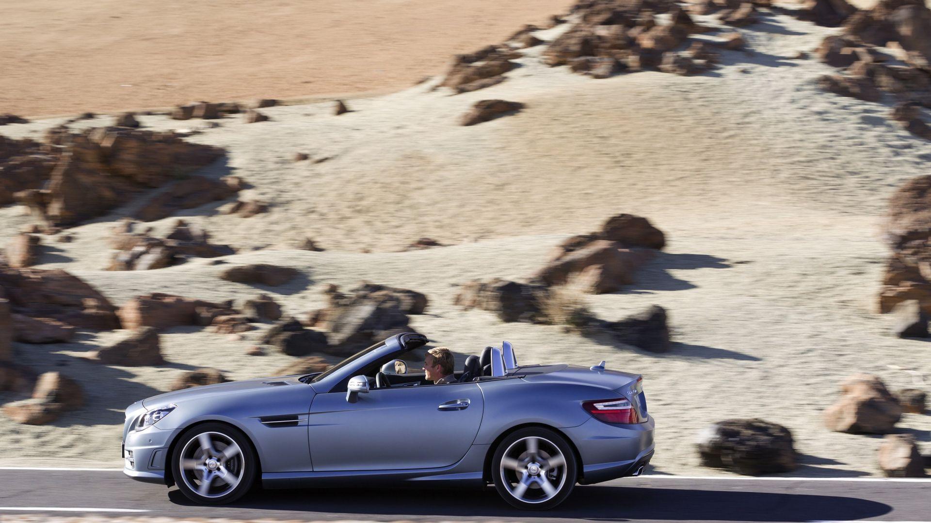 Immagine 7: Mercedes SLK 2011