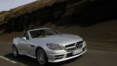 Mercedes SLK 2011 - Immagine: 11