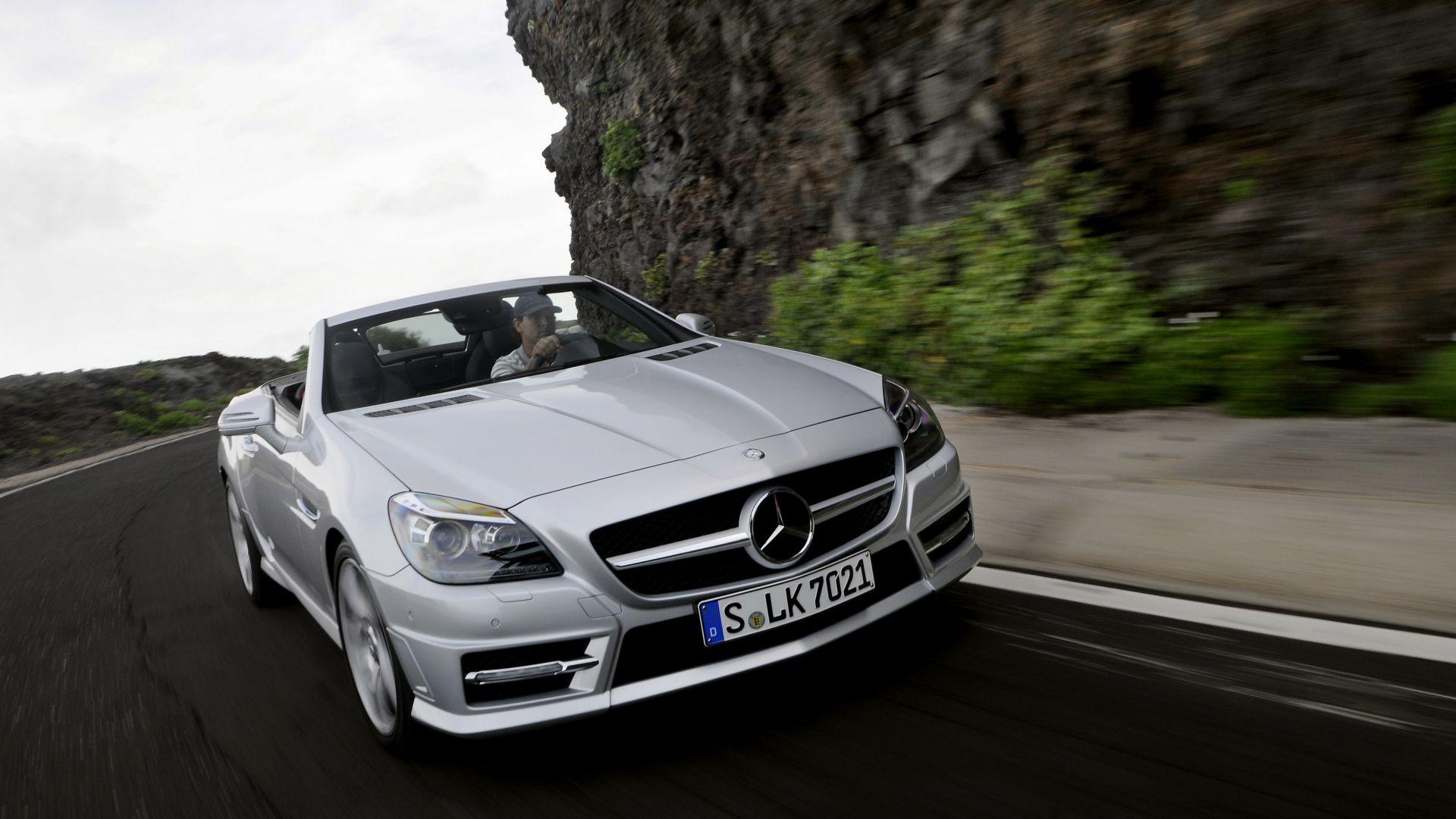 Immagine 1: Mercedes SLK 2011
