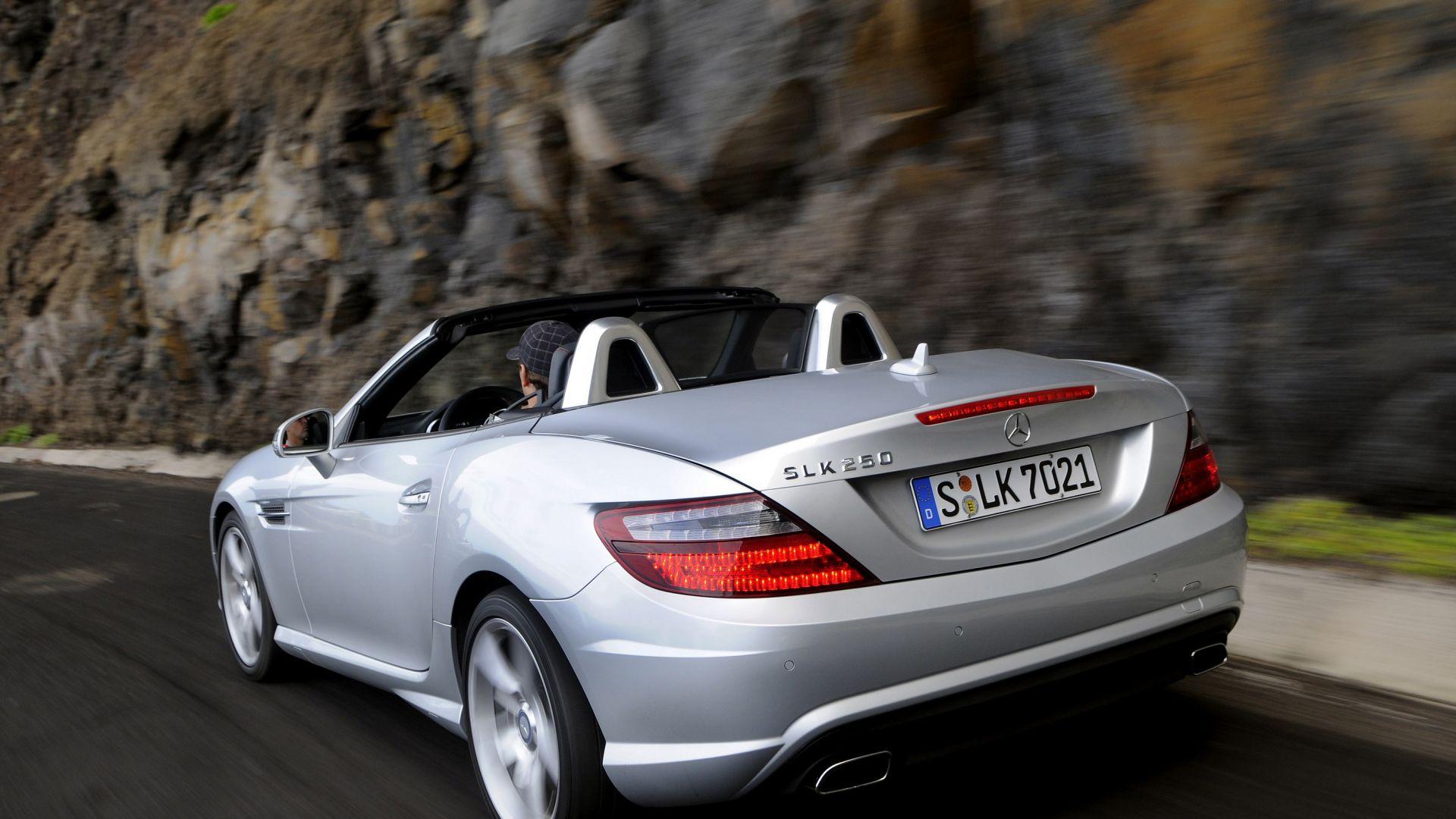 Immagine 6: Mercedes SLK 2011