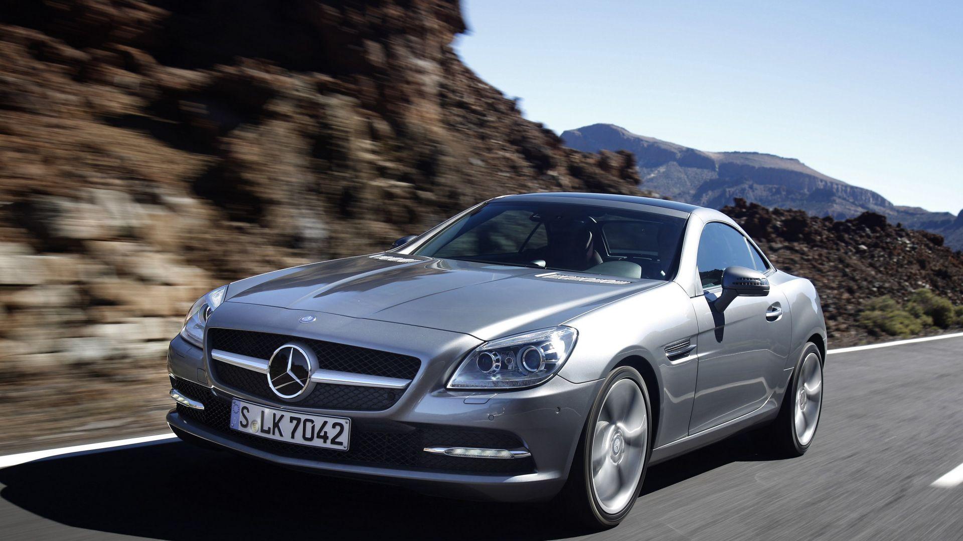 Immagine 13: Mercedes SLK 2011