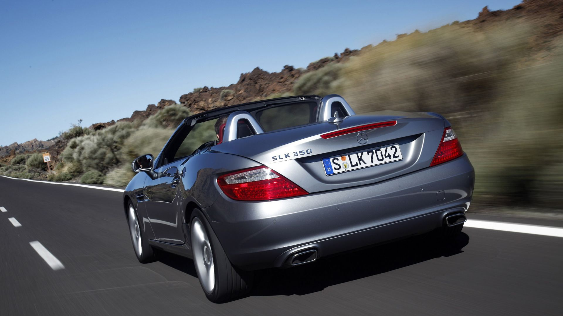 Immagine 14: Mercedes SLK 2011