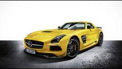 Mercedes SLS AMG Black Series 2014, c'è anche un video - Immagine: 13