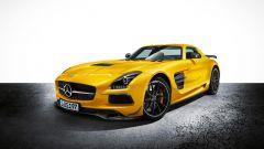 Mercedes SLS AMG Black Series 2014, c'è anche un video - Immagine: 8