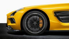 Mercedes SLS AMG Black Series 2014, c'è anche un video - Immagine: 1