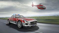 Mercedes SLS AMG Emergency Medical Vehicle - Immagine: 2