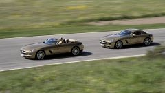 Mercedes SLS AMG Roadster: una nuova gallery in HD - Immagine: 115