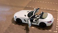 Mercedes SLS AMG Roadster: una nuova gallery in HD - Immagine: 90