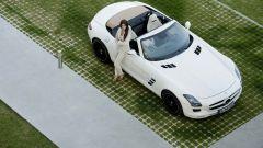Mercedes SLS AMG Roadster: una nuova gallery in HD - Immagine: 92