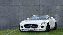Mercedes SLS AMG Roadster: una nuova gallery in HD - Immagine: 99