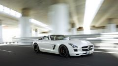 Mercedes SLS AMG Roadster: una nuova gallery in HD - Immagine: 75