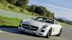 Mercedes SLS AMG Roadster: una nuova gallery in HD - Immagine: 81
