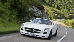 Mercedes SLS AMG Roadster: una nuova gallery in HD - Immagine: 36