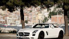 Mercedes SLS AMG Roadster: una nuova gallery in HD - Immagine: 40