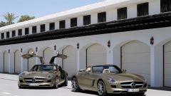 Mercedes SLS AMG Roadster: una nuova gallery in HD - Immagine: 13