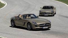 Mercedes SLS AMG Roadster: una nuova gallery in HD - Immagine: 14