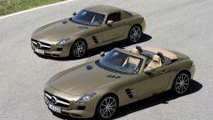 Mercedes SLS AMG Roadster: una nuova gallery in HD - Immagine: 15