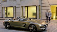 Mercedes SLS AMG Roadster: una nuova gallery in HD - Immagine: 18