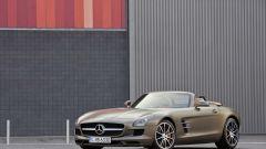Mercedes SLS AMG Roadster: una nuova gallery in HD - Immagine: 12