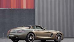 Mercedes SLS AMG Roadster: una nuova gallery in HD - Immagine: 20