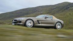 Mercedes SLS AMG Roadster: una nuova gallery in HD - Immagine: 24