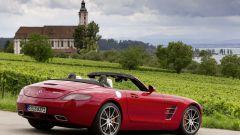 Mercedes SLS AMG Roadster: una nuova gallery in HD - Immagine: 3