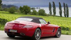 Mercedes SLS AMG Roadster: una nuova gallery in HD - Immagine: 8