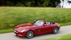 Mercedes SLS AMG Roadster: una nuova gallery in HD - Immagine: 7
