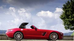 Mercedes SLS AMG Roadster: una nuova gallery in HD - Immagine: 4