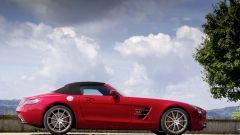 Mercedes SLS AMG Roadster: una nuova gallery in HD - Immagine: 9