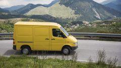 Mercedes Sprinter: 20 anni di lavoro - Immagine: 16