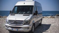 Mercedes Sprinter: 20 anni di lavoro - Immagine: 24