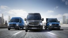 Mercedes Sprinter 2013 - Immagine: 1