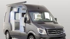 Mercedes Sprinter Caravan - Immagine: 3