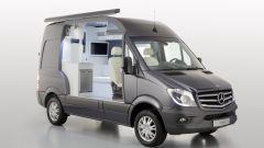 Mercedes Sprinter Caravan - Immagine: 2