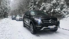 SUV ATTACK: tutta la gamma SUV di Mercedes - Immagine: 4