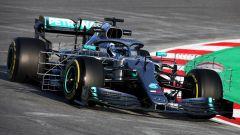 Mercedes svela il motivo dell'esordio sottotono nei test invernali - Immagine: 1