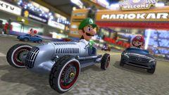 Mercedes: tre modelli per Mario Kart 8 - Immagine: 3