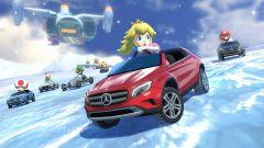 Mercedes: tre modelli per Mario Kart 8 - Immagine: 5