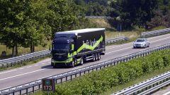 Mercedes Truck: passi avanti verso la sicurezza - Immagine: 18