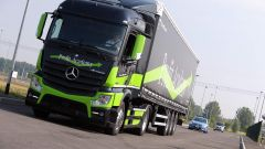 Mercedes Truck: passi avanti verso la sicurezza - Immagine: 1