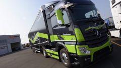 Mercedes Truck: passi avanti verso la sicurezza - Immagine: 7